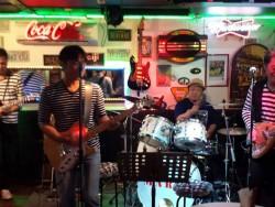 小倉ライブハウスマリア フォトギャラリー 日々のフォトギャラリー おじさまバンドです♪