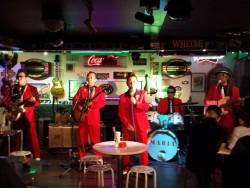 小倉ライブハウスマリア フォトギャラリー 日々のフォトギャラリー 赤い衣装が素敵★