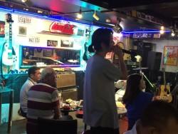 小倉ライブハウスマリア フォトギャラリー 日々のフォトギャラリー カラオケ♪