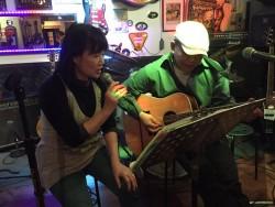 小倉ライブハウスマリア フォトギャラリー 日々のフォトギャラリー 楽しく演奏♪