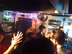 小倉ライブハウスマリア フォトギャラリー 日々のフォトギャラリー 大歓声です!