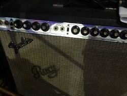小倉ライブハウスマリア フォトギャラリー マリア店内写真 Fenderのベースアンプ♪