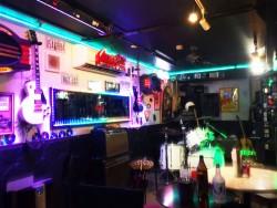 小倉ライブハウスマリア フォトギャラリー マリア店内写真 マリアのステージ横♪