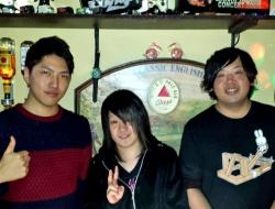 小倉ライブハウスマリア フォトギャラリー マリア店内写真 マリアの看板♪